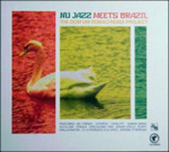 Nu Jazz Meets Brazil - CD Audio