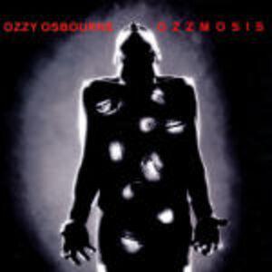 Foto Cover di Ozzmosis, CD di Ozzy Osbourne, prodotto da Epic