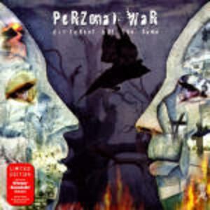 Different but the Same - CD Audio di Perzonal War