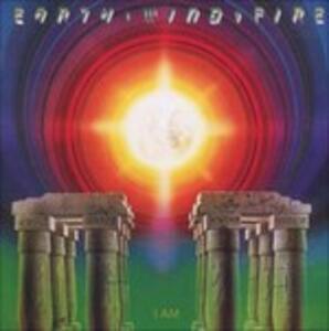 I Am - CD Audio di Earth Wind & Fire