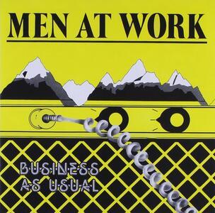 Business as Usual - CD Audio di Men at Work