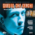 Cover CD Colonna sonora Quello che cerchi