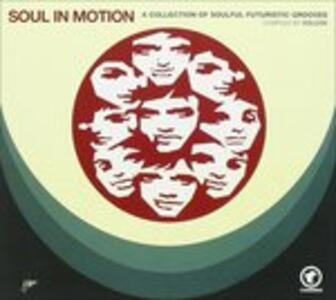 Soul in Motion - CD Audio