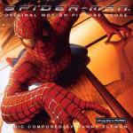 Cover CD Colonna sonora Spider-Man