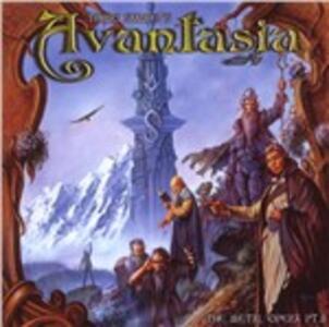 The Metal Opera vol.2 - CD Audio di Avantasia