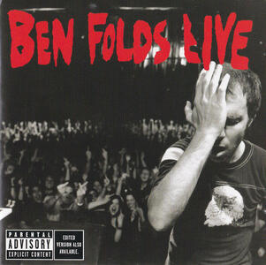 Live - CD Audio + DVD di Ben Folds