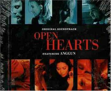 Open Hearts (Colonna Sonora) - CD Audio di Anggun
