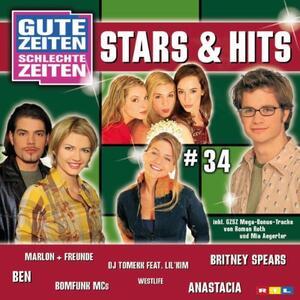Gzsz Stars & Hits 34 - CD Audio
