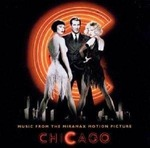 Cover CD Colonna sonora Chicago