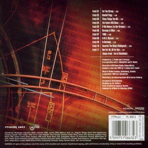 Third Prophecy - CD Audio di Nostradameus - 2