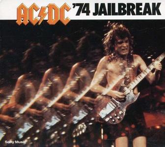 CD 74 Jailbreak di AC/DC