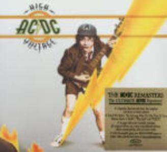 High Voltage - CD Audio di AC/DC