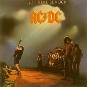 CD Let There Be Rock di AC/DC