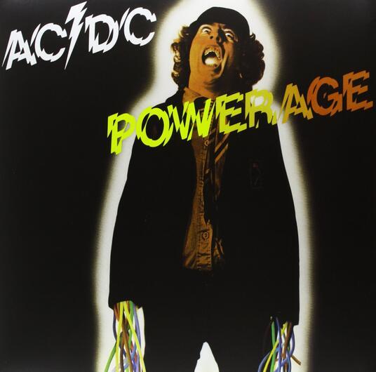Powerage - Vinile LP di AC/DC