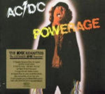 CD Powerage di AC/DC