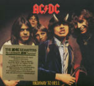 CD Highway to Hell di AC/DC
