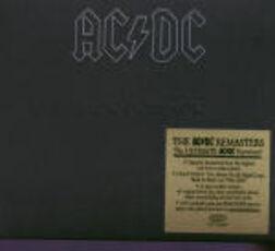 CD Back in Black AC/DC