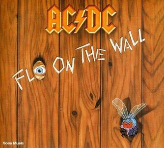 Foto Cover di Fly on the Wall, CD di AC/DC, prodotto da Epic