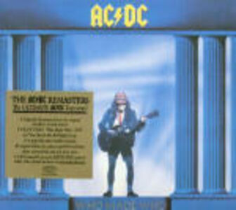 Foto Cover di Who Made Who, CD di AC/DC, prodotto da Epic