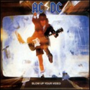 CD Blow Up Your Video di AC/DC