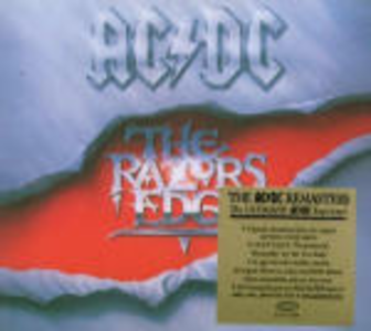 CD The Razor's Edge di AC/DC