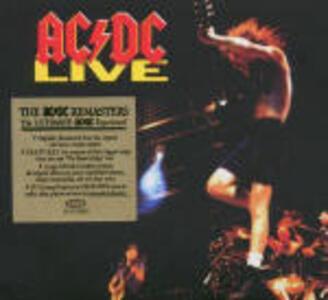 Live - CD Audio di AC/DC
