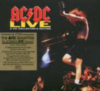 CD Live di AC/DC