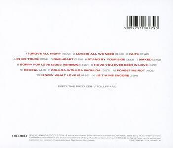 One Heart - CD Audio di Céline Dion - 2