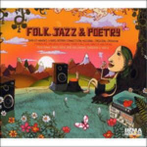 Folk Jazz & Poetry - CD Audio