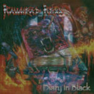Diary in Black - CD Audio di Rawhead Rex