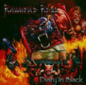 Diary in Black - CD Audio di Rawhead Rex