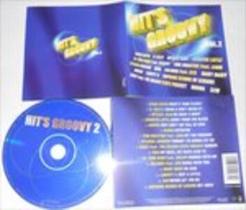 Hit's Groove vol.2 - CD Audio