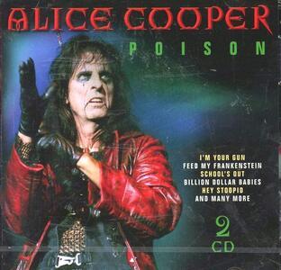 Poison - CD Audio di Alice Cooper