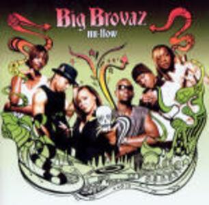 Nu Flow - CD Audio di Big Brovaz