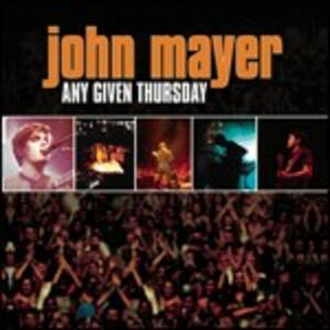 Any Given Thursday - CD Audio di John Mayer