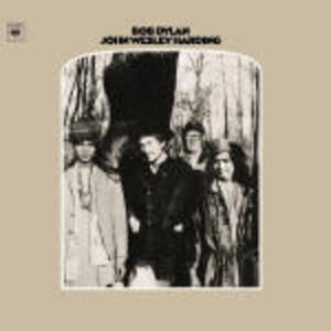John Wesley Harding - CD Audio di Bob Dylan