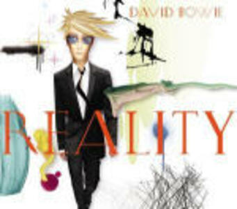Reality - CD Audio di David Bowie