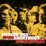 Cover CD Colonna sonora Masked and Anonymous