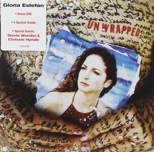 Unwrapped - CD Audio + DVD di Gloria Estefan