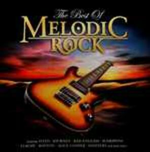 Best of Melodic Rock - CD Audio