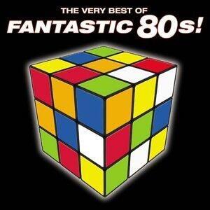Very Best of Fantastic 80's - CD Audio
