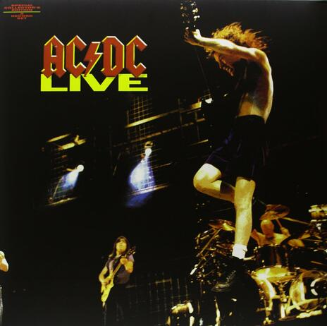 Live - Vinile LP di AC/DC