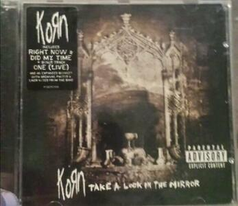 Take a Look in the Mirror - CD Audio di Korn