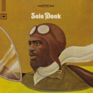 Solo Monk - CD Audio di Thelonious Monk