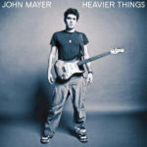 Heavier Things - CD Audio di John Mayer