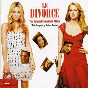 Le Divorce (Colonna Sonora) - CD Audio