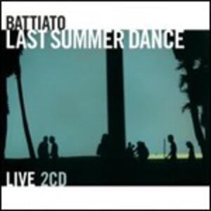 Last Summer Dance Live - CD Audio di Franco Battiato