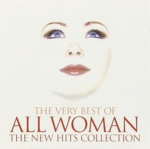 Very Best of All Woman - CD Audio