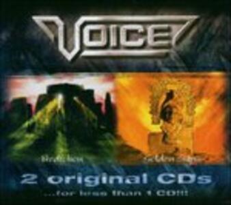 Golden Signs/Prediction - CD Audio di Voice