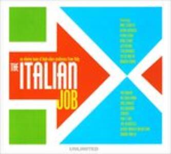 The Italian Job - CD Audio